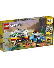 LEGO Creator: Családi vakáció lakókocsival 31108 - 1. Kép