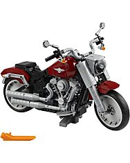 LEGO Creator: Harley-Davidson Fat Boy 10269 - 2. Kép