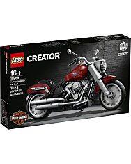 LEGO Creator: Harley-Davidson Fat Boy 10269 - 1. Kép