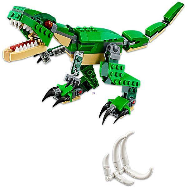LEGO Creator: Hatalmas dinoszaurusz 31058 - 2. Kép