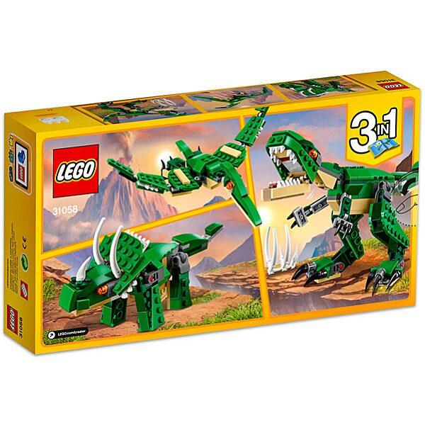 LEGO Creator: Hatalmas dinoszaurusz 31058 - 3. Kép