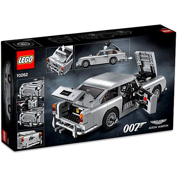 LEGO Creator: James Bond Aston Martin 10262 - 3. Kép