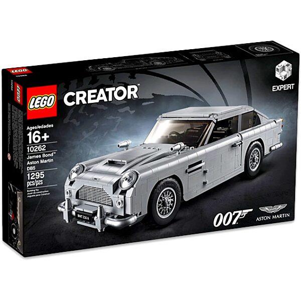 LEGO Creator: James Bond Aston Martin 10262 - 1. Kép