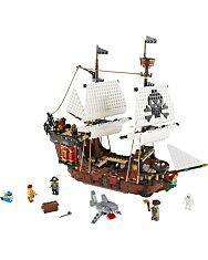 LEGO Creator: Kalózhajó 31109 - 2. Kép