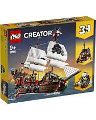 LEGO Creator: Kalózhajó 31109 - 1. Kép
