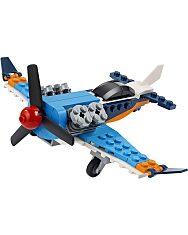LEGO Creator: Légcsavaros repülőgép 31099 - 2. Kép