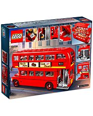 LEGO Creator: Londoni autóbusz 10258 - 2. Kép