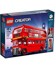 LEGO Creator: Londoni autóbusz 10258 - 1. Kép