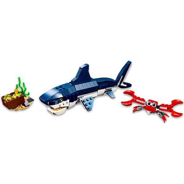 LEGO Creator:  Mélytengeri lények 31088 - 2. Kép