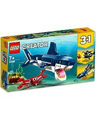 LEGO Creator:  Mélytengeri lények 31088 - 1. Kép