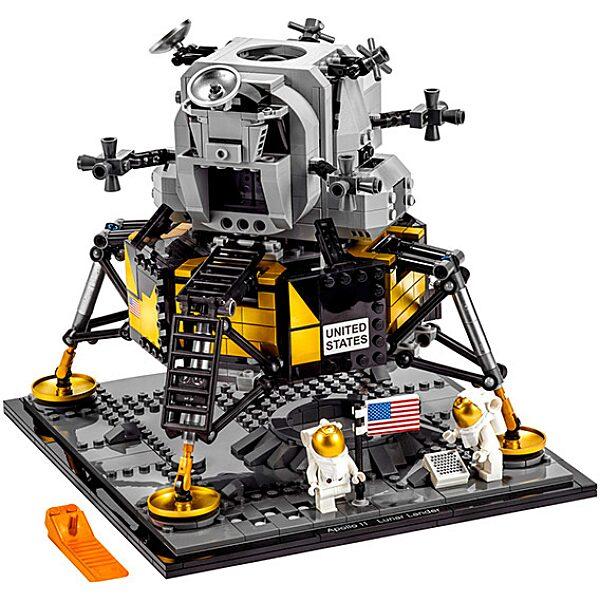 LEGO Creator: NASA Apollo 11 Holdkomp 10266 - 2. Kép