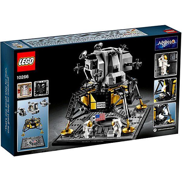 LEGO Creator: NASA Apollo 11 Holdkomp 10266 - 3. Kép