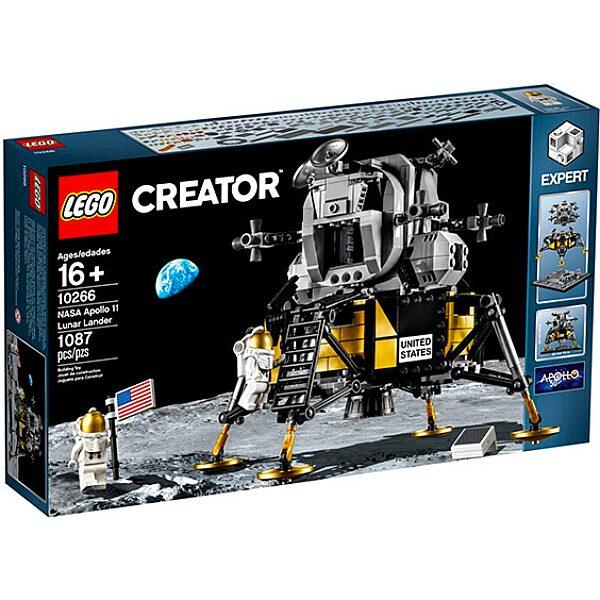 LEGO Creator: NASA Apollo 11 Holdkomp 10266 - 1. Kép