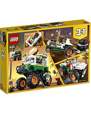 LEGO® Creator: Óriás hamburgeres teherautó 31104 - 2. Kép