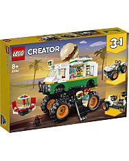 LEGO® Creator: Óriás hamburgeres teherautó 31104 - 1. Kép
