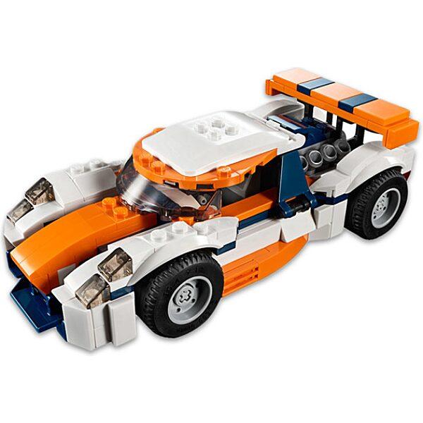 LEGO Creator: Sunset versenyautó 31089 - 2. Kép