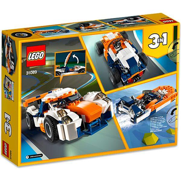 LEGO Creator: Sunset versenyautó 31089 - 3. Kép