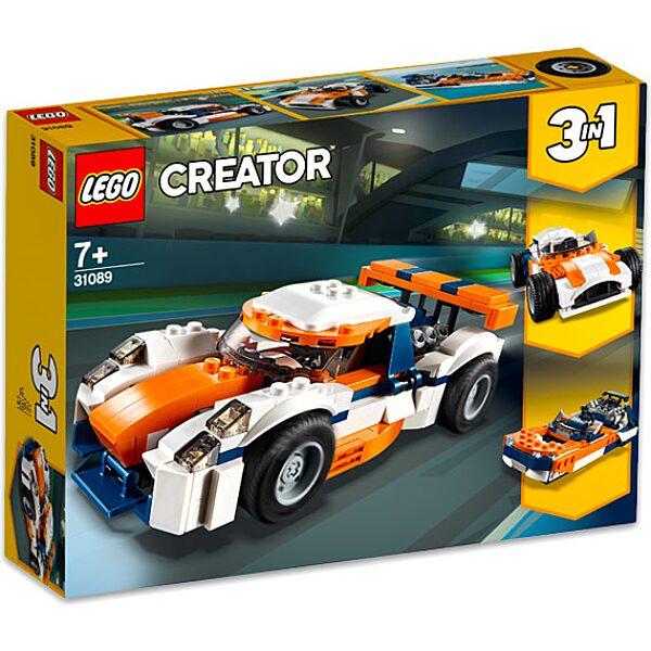 LEGO Creator: Sunset versenyautó 31089 - 1. Kép