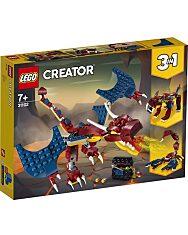 LEGO Creator: Tűzsárkány 31102 - 1. Kép