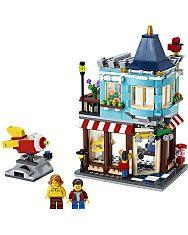 LEGO Creator: Városi játékbolt 31105 - 2. Kép
