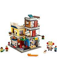 LEGO Creator: Városi kisállat kereskedés és kávézó 31097 - 2. Kép
