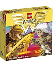 LEGO DC: Wonder Woman vs Cheetah 76157 - 1. Kép