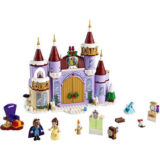 LEGO Disney: Belle téli ünnepsége 43180 - 2. Kép