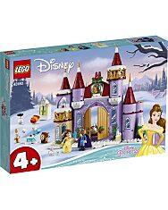 LEGO Disney: Belle téli ünnepsége 43180 - 1. Kép
