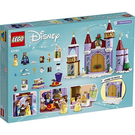 LEGO Disney: Belle téli ünnepsége 43180 - 3. Kép