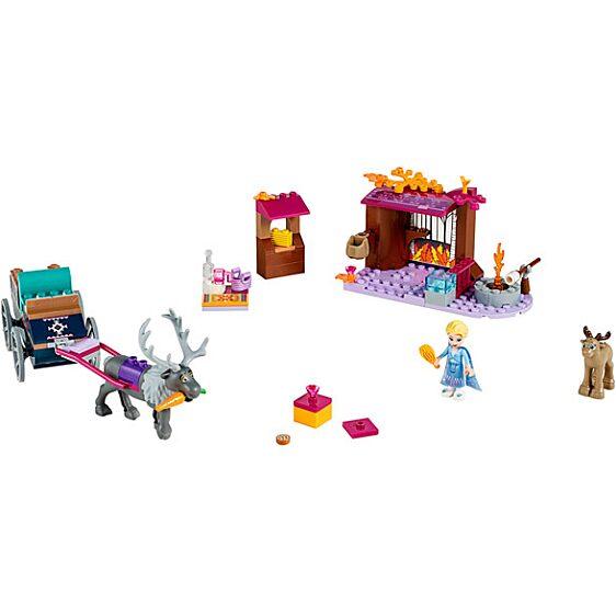 LEGO Disney: Elza kocsis kalandja 41166 - 2. Kép