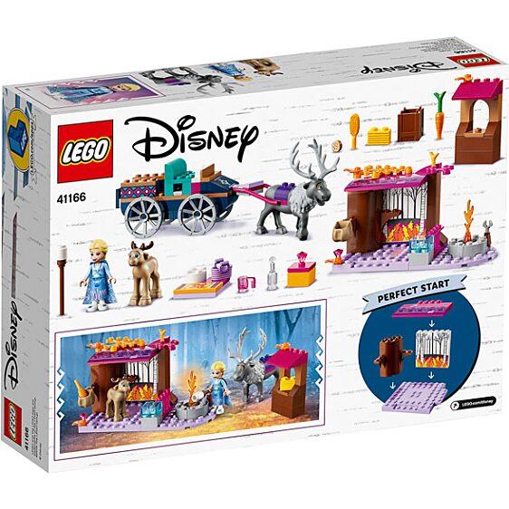 LEGO Disney: Elza kocsis kalandja 41166 - 3. Kép
