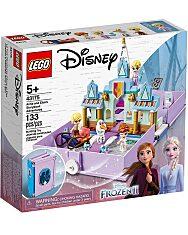 LEGO Disney Princess: Anna és Elza mesekönyve 43175 - 1. Kép
