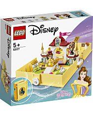 LEGO® Disney Princess: Belle mesekönyve 43177 - 1. Kép