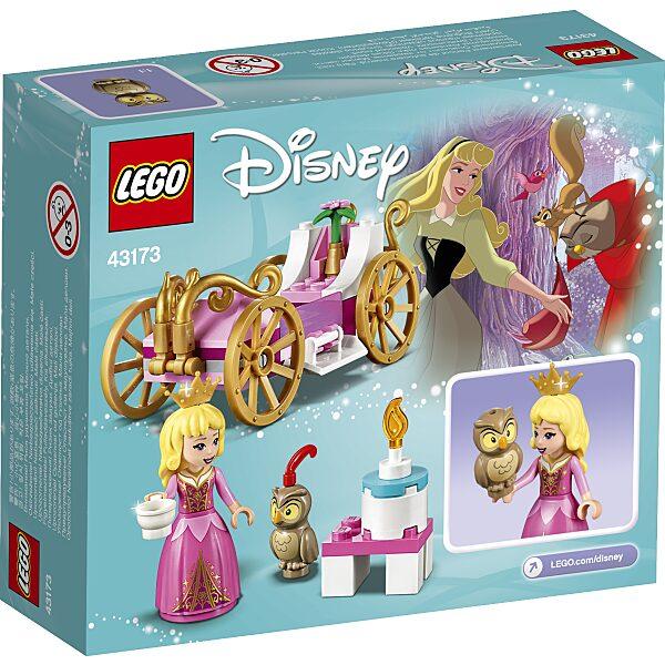 LEGO® Disney Princess: Csipkerózsika királyi hintója 43173 - 2. Kép