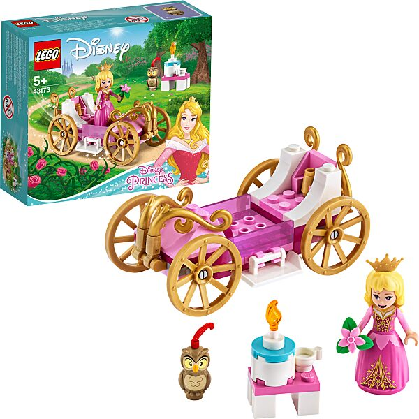 LEGO® Disney Princess: Csipkerózsika királyi hintója 43173 - 3. Kép