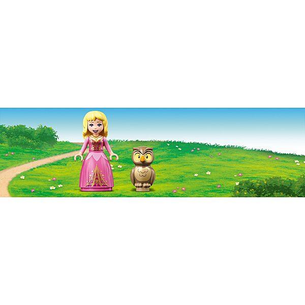 LEGO® Disney Princess: Csipkerózsika királyi hintója 43173 - 4. Kép