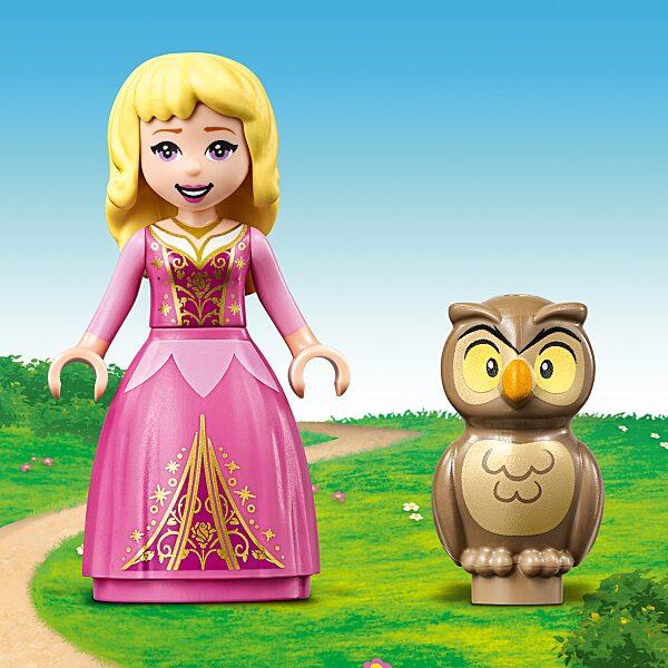 LEGO® Disney Princess: Csipkerózsika királyi hintója 43173 - 5. Kép
