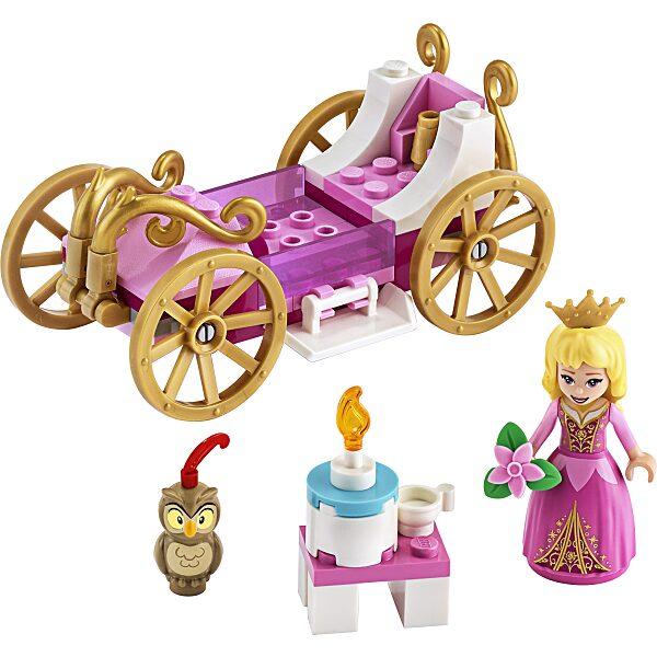 LEGO® Disney Princess: Csipkerózsika királyi hintója 43173 - 6. Kép