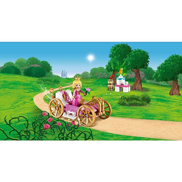 LEGO® Disney Princess: Csipkerózsika királyi hintója 43173 - 7. Kép