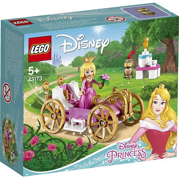LEGO® Disney Princess: Csipkerózsika királyi hintója 43173 - 1. Kép