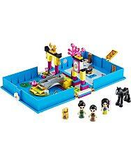 LEGO Disney Princess: Mulán mesekönyve 43174 - 2. Kép
