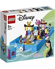 LEGO Disney Princess: Mulán mesekönyve 43174 - 1. Kép