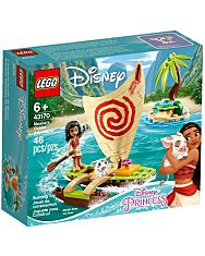 LEGO Disney Princess: Vaiana óceáni kalandja 43170 - 1. Kép