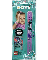 LEGO DOTS: Csillogó egyszarvú karkötő 41902 - 1. Kép