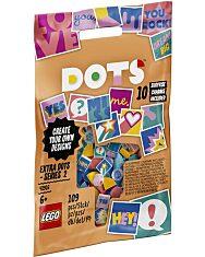 LEGO DOTS: Extra Csempék - 2. sorozat 41916 - 1. Kép