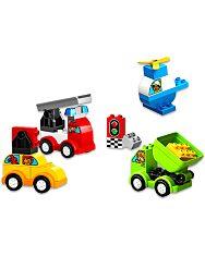 LEGO DUPLO: Első Autós Alkotásaim 10886 - 2. Kép