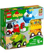LEGO DUPLO: Első Autós Alkotásaim 10886 - 1. Kép