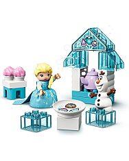 Lego Duplo: Elza és Olaf tea partija 10920 - 2. Kép