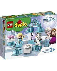 Lego Duplo: Elza és Olaf tea partija 10920 - 1. Kép