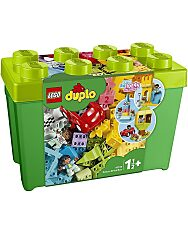 LEGO Duplo: kezdő kockakészlet dobozzal 10914 - 1. Kép